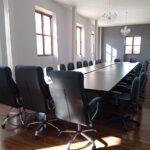 projeto mesa de reunião