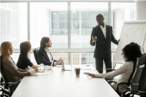 Quais são os tipos de Mesa de sala de reunião