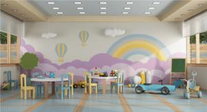Como escolher mesa e cadeira escola infantil